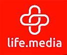 life-media hilft Leben retten
